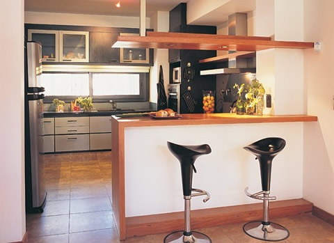 Decorablog revista de decoraci n for Idea de separacion cocina sala de estar