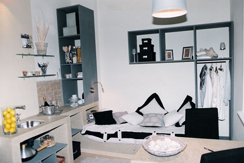 C mo decorar una casa peque a for Ideas de como remodelar una casa