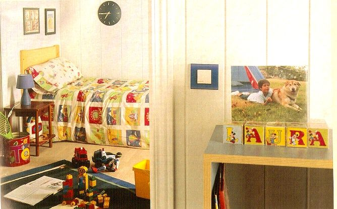 C mo decorar una habitaci n infantil - Como decorar una habitacion infantil pequena ...