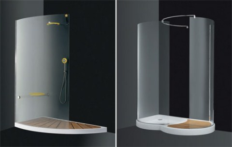 Ba os estilos duchas modernas para tu ba o - Cabinas de duchas de bano ...