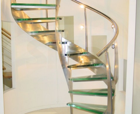 Decorablog revista de decoraci n for Casas con escaleras por dentro