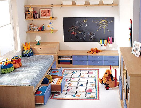 Ideas para decorar habitaciones infantiles - Decorar habitaciones infantiles ...