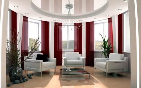 interiores modernos 2 min Fotos de interiores modernos decorados
