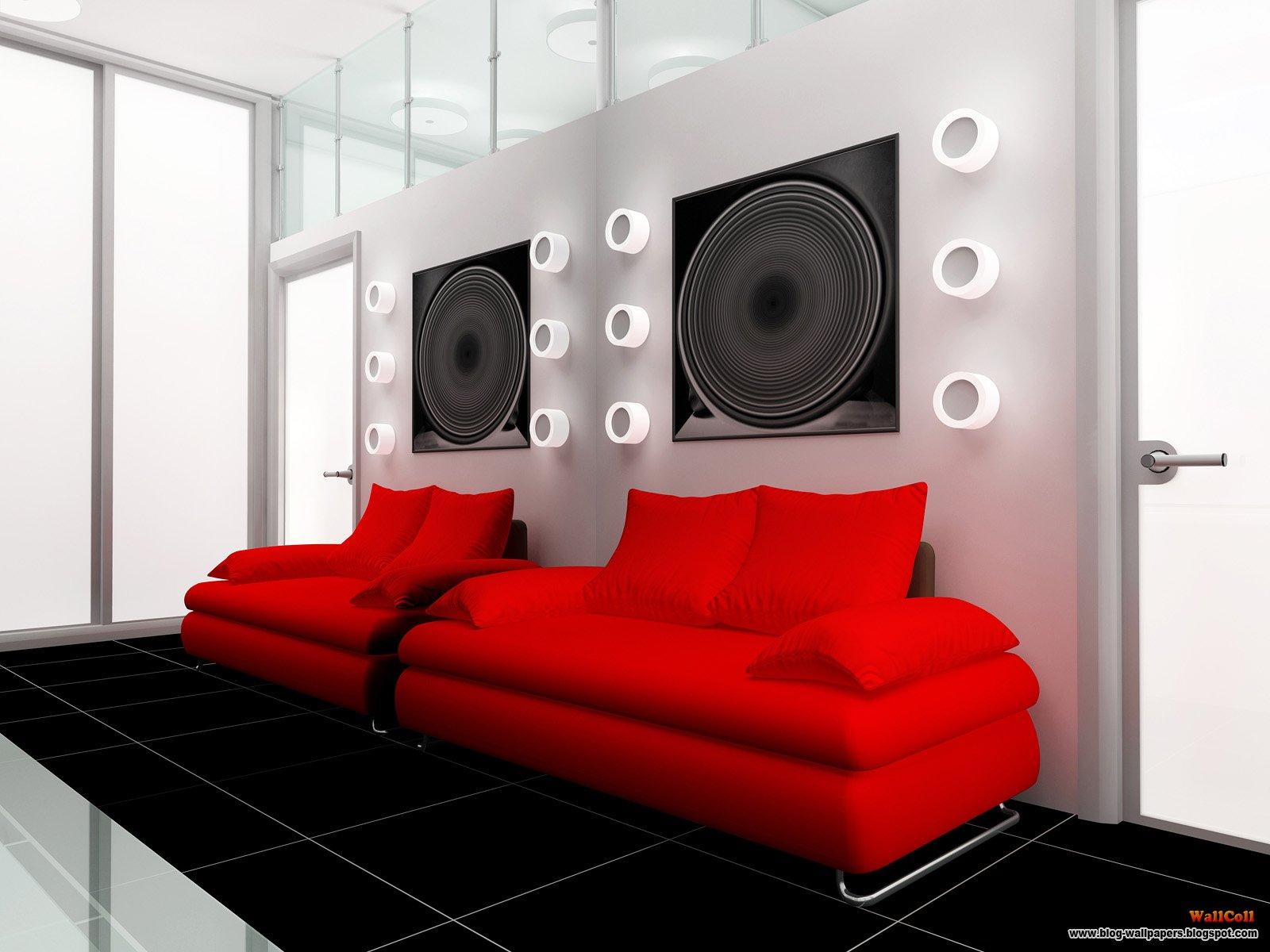 Dise o de interiores arquitectura continuaci n taringa - Diseno de interiores modernos ...