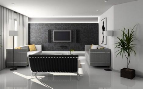 interiores modernos 3 min Fotos de interiores modernos decorados