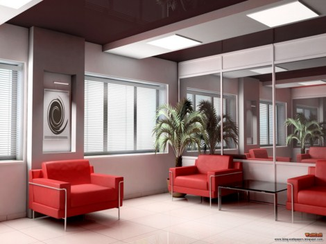interiores modernos 50 min Fotos de interiores modernos decorados