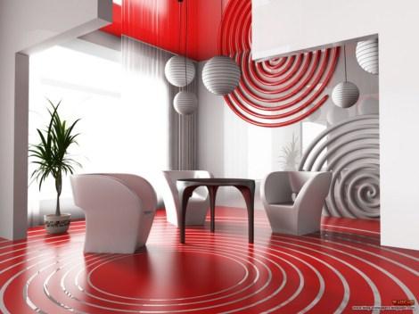 interiores modernos 53 min Fotos de interiores modernos decorados