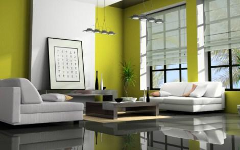 interiores modernos 5 min Fotos de interiores modernos decorados