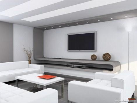 interiores modernos 67 min Fotos de interiores modernos decorados