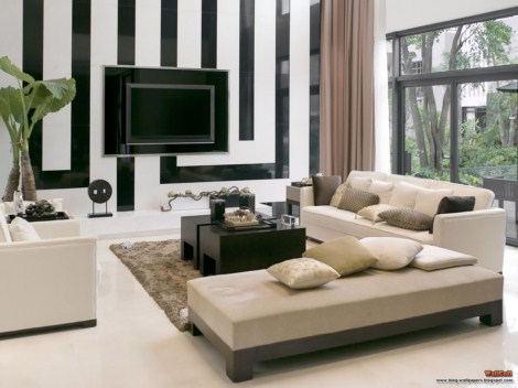 interiores modernos 72 min Fotos de interiores modernos decorados