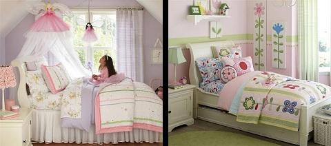 Dormitorios decorados para ni as - Cuartos de nina decorados ...