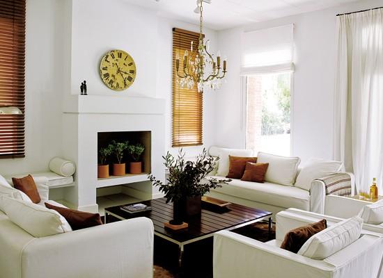 Decoraci n con elementos del pasado - Objetos decoracion salon ...