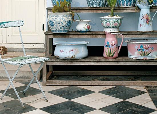 Decoraci n con elementos del pasado for Objetos de decoracion para el hogar