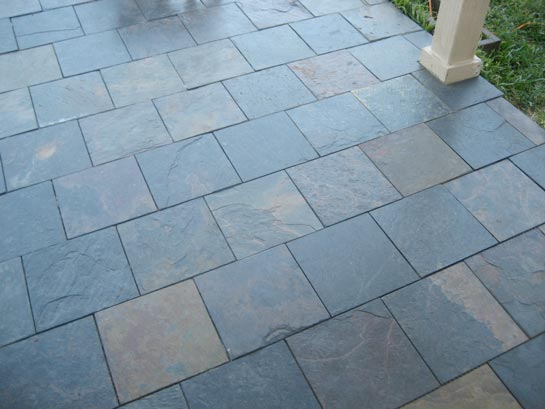 Piedras para revestir el suelo - Suelos rusticos para exterior ...