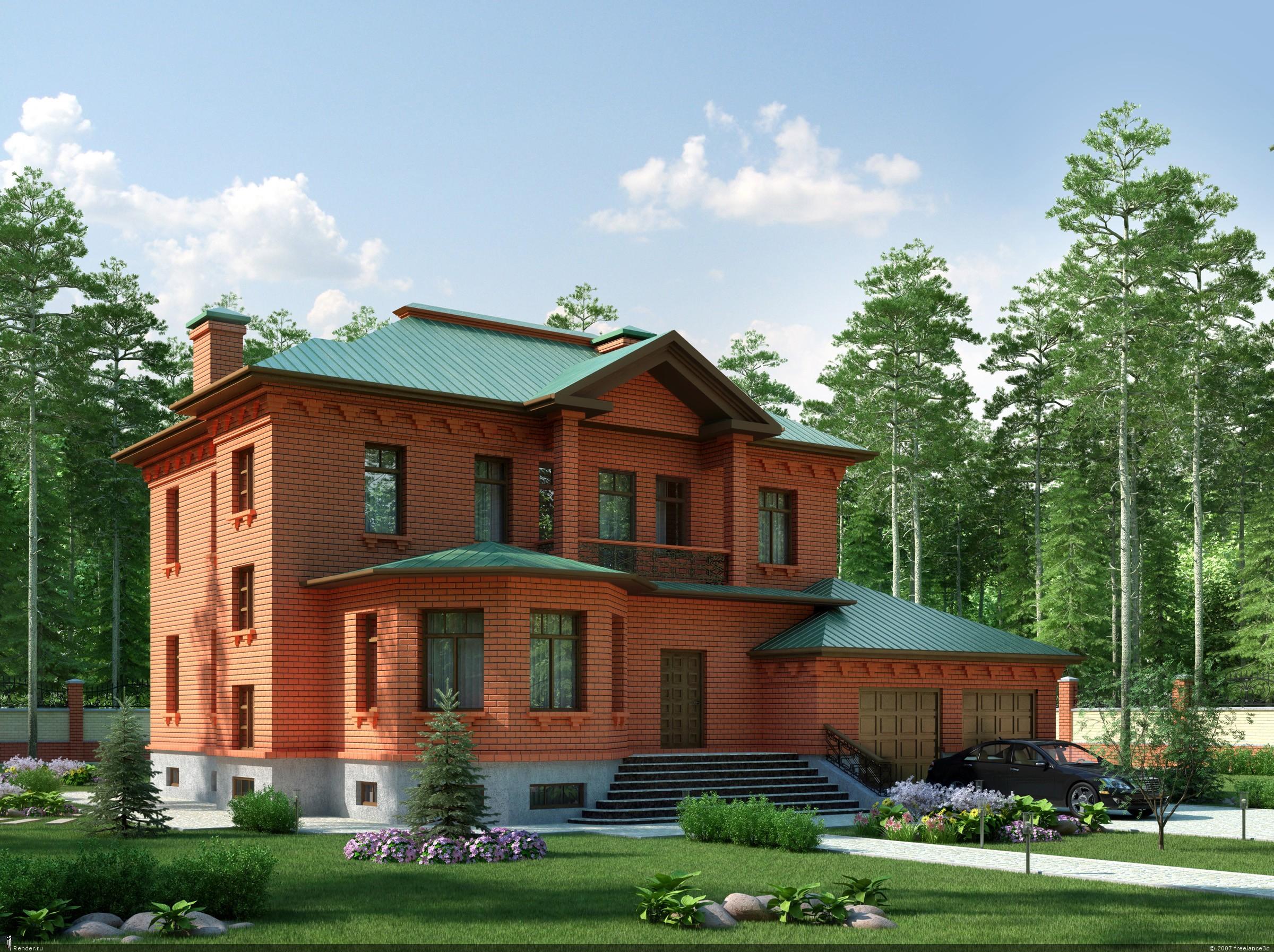 Casas dise adas en 3d for Decorar casas online 3d