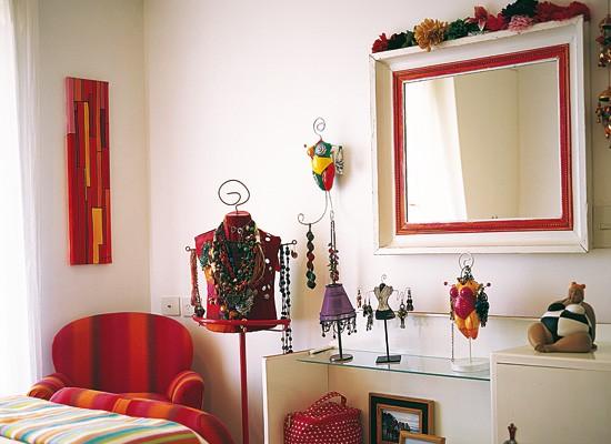 Colores para los muebles for Color de pared para muebles blancos
