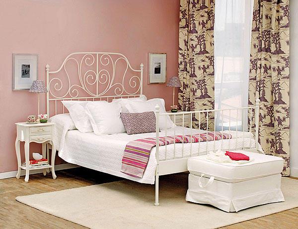 C mo decorar un dormitorio femenino for Decoracion joven