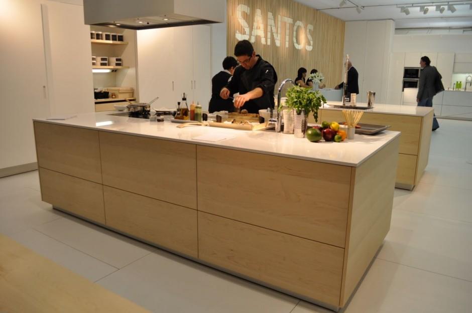 Eurocucina feria internacional del mobiliario de cocina for Mobiliario de cocina