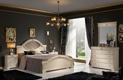 C mo decorar una habitaci n cl sica - Decoracion clasica moderna ...