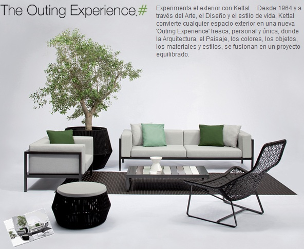 Muebles de jardin barcelona excellent blossom with - Muebles exterior barcelona ...