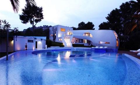 Casa de lujo en mallorca for Kapfer pool design mallorca
