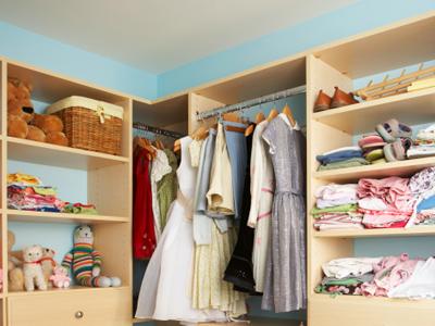 armarios bonitos y ordenados