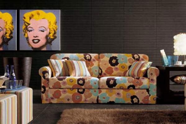 El estilo pop en la decoraci n de interiores for Decoracion retro pop
