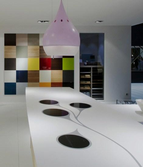 Futuristic Kitchen Stuff: Nueva Cocina Futurista De Mobalpa