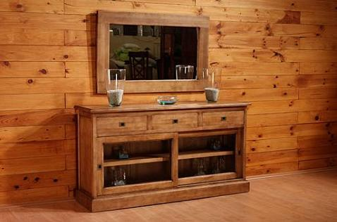 Aplicaciones de la madera de pino - La casa de madera muebles ...