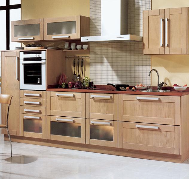 C mo ordenar la cocina for Muebles bricoking