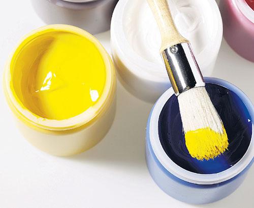 procedimientos para pintar el hogar (megapost)