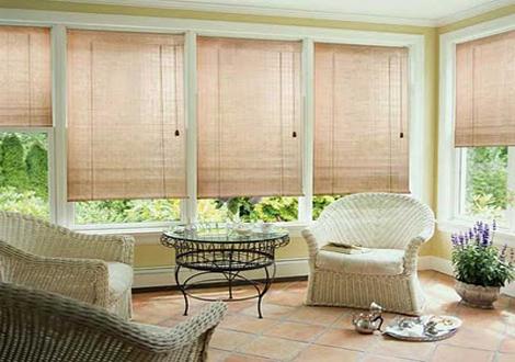 Cortinas estores para ventanas triangulares y circulares - Ventanas con cortinas ...