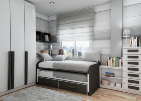 Ideas para decorar un dormitorio de chico for Ideas originales para decorar un dormitorio