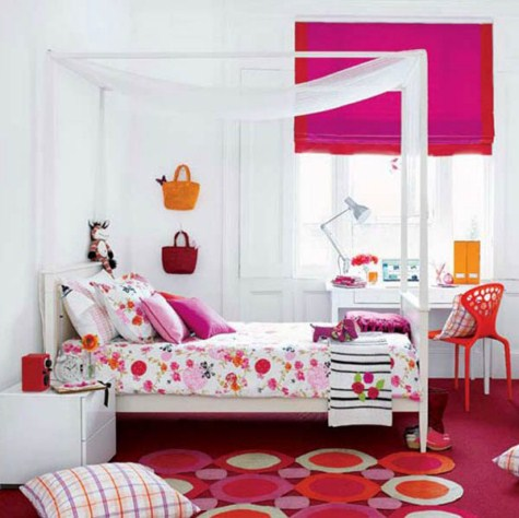 Ideas para decorar un dormitorio de chica for Ideas originales para decorar un dormitorio