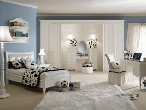 Ideas para decorar un dormitorio de chica for Ideas para decorar un dormitorio