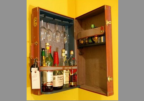 Ideas para un mueble bar for Muebles para resto bar