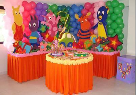 decoracion para fiesta hippie