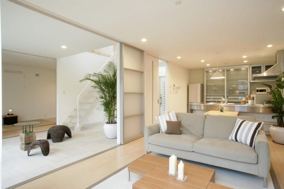 Decorablog revista de decoraci n for Casa moderna japonesa