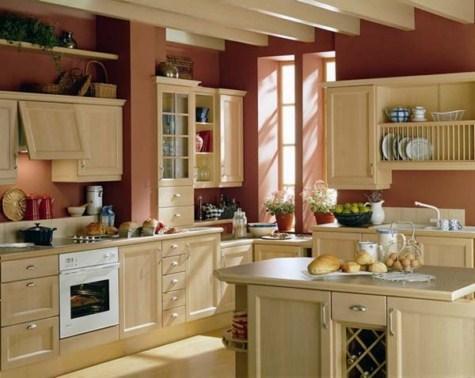 Decorablog revista de decoraci n for Cocinas tradicionales