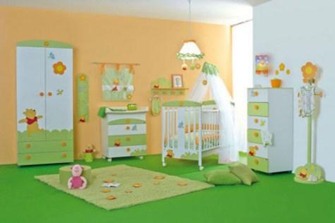 Decoraci n con winnie the pooh - Habitacion winnie the pooh ...