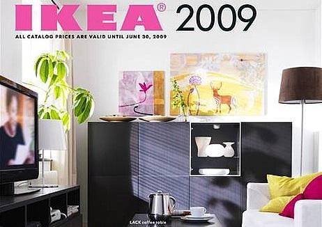 Ikea 2009 conseguir el catálogo de ikea
