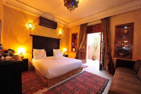 Dormitorios de estilo marroqu - Dormitorios arabes ...