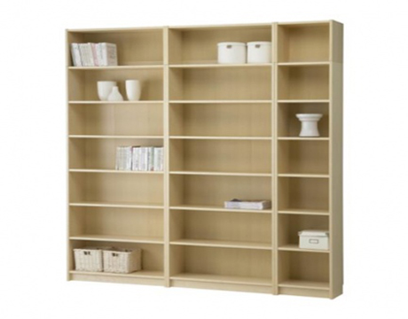 La librer a billy un cl sico de ikea for Muebles billy ikea