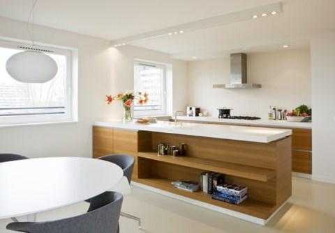 Apartamento minimalista en msterdam for Apartamentos minimalistas