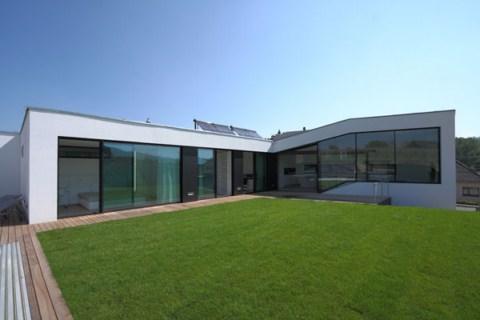 Decorablog revista de decoraci n for Casas minimalistas en una sola planta