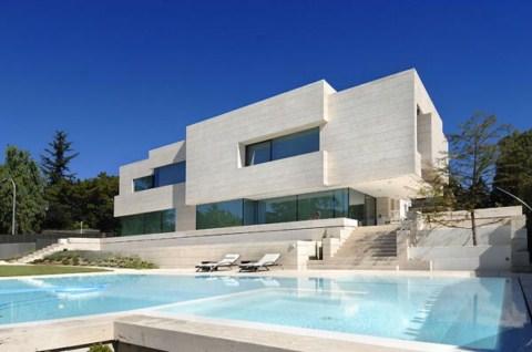 Casa de lujo en las rozas - Casas modernas madrid ...