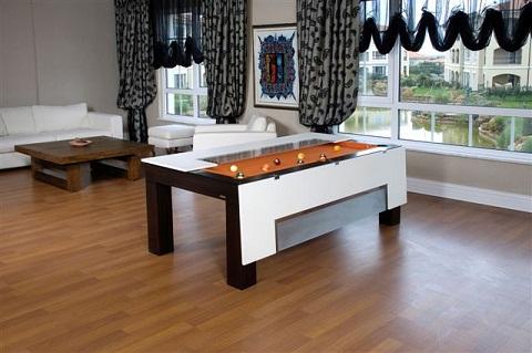 Mesa de billar8 - Consolas que se convierten en mesas de comedor ...