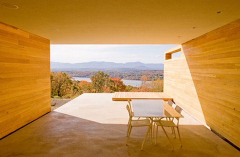 Casa minimalista en la monta a for Casa minimalista la plata