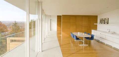 Casa minimalista en la monta a - Casas minimalistas por dentro ...