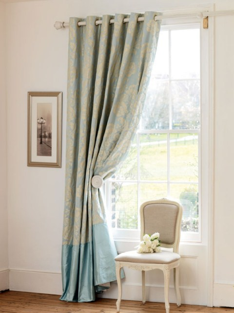 Cortinas de dise o por laura ashley - Telas laura ashley ...